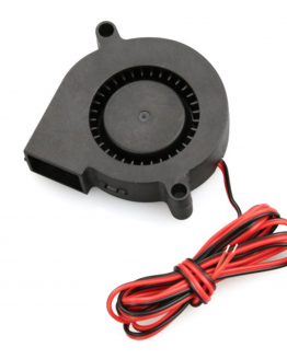 12v 3D printer blower fan back
