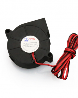 12v 3D printer blower fan front