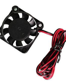 12v 40x40x10 3D printer fan back