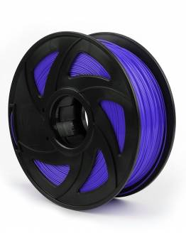 kiwi3D dark blue coloured pla filament