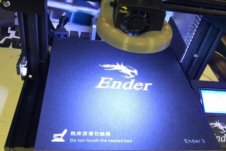photo relating to Ender 3 Printable Upgrades identified as Kiwi3D Ultimate 5 3D Printable Updates for the Ender 3 - Kiwi3D